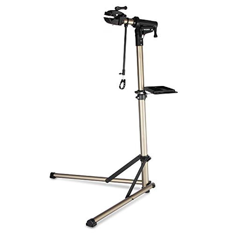 ROCES 자전거 유지보수 스탠드 안정감 발군 높이 조절 각도 조절 워크 스탠드 접이식식 공구 쟁반부 경량 콤팩트 수납,운반에 편리