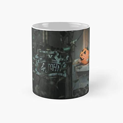 Scary 110z Mugs -