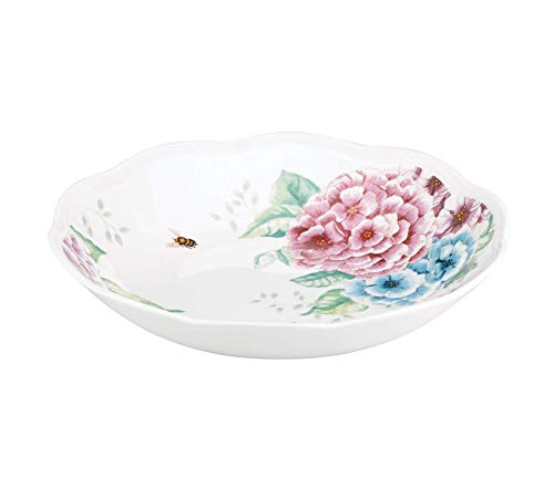 (Lеnоx Premium Butterfly Meadow Hydrangea Individual Pasta Bowl,)