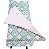 Wildkin Pink Retro Nap Mat, Outdoor Stuffs