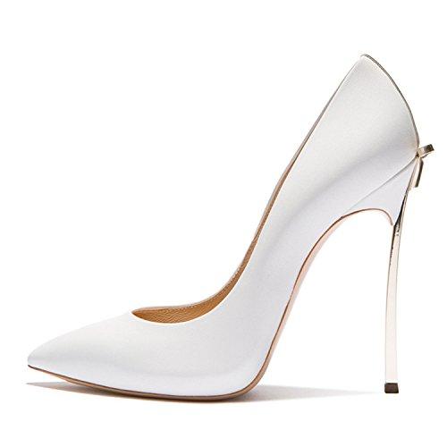 Beverly Sposa Nero Stewart Centimetri Progettista Sexy 10 Da Pompe Arco Tacchi Spillo Donne Rosso Scarpe Donna A Da Sposa Con Alti rxx1dtHq