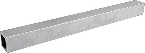Allstar Performance 3/4 in Square 1/8 in Wall Aluminum Tubing 8 ft P/N 22256-8 by Allstar