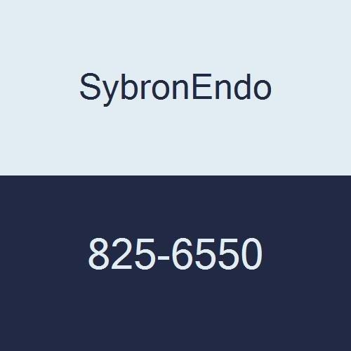 SybronEndo 825-6550 K3 NiTi Endo File, 0.06 mm Taper, Orange Taper, 55 Tip Size, Red Tip Color, Nickel-Titanium, 30 mm Length (Pack of 6)