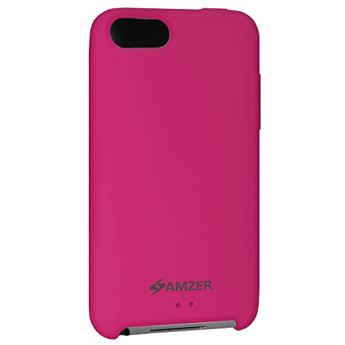 Amzer Silicone Skin Jelly Case for iPod touch 2G, 3G (Hot...