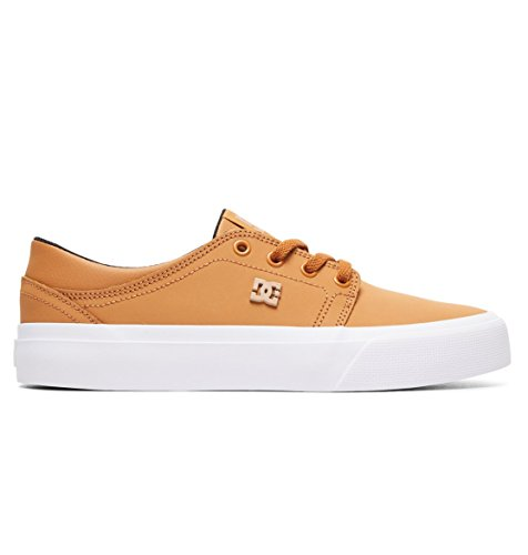 Shoes Trase Se Dc Femme Basses Wheat Sneakers Jaune FdAzxZq