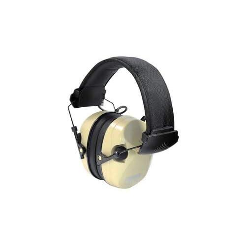 Image of Earmuffs Birchwood Casey eKrest Electronic Ear Protection Display