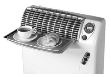 High Efficiency Direct Vent - Williams Warming Tray for High-Efficiency Direct-Vent Furnaces - 1773511 and 1773512