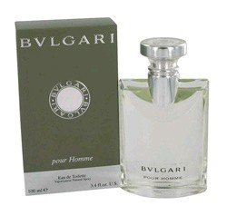Bvlgari Pour Homme EDT Spray 3.4oz