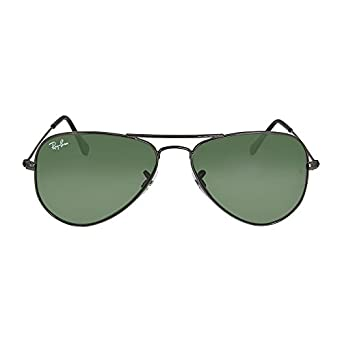 amazon ray ban aviator green