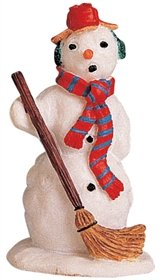 Lemax Holiday Village Collection Mister Snowman (92336) - Mister Snowman