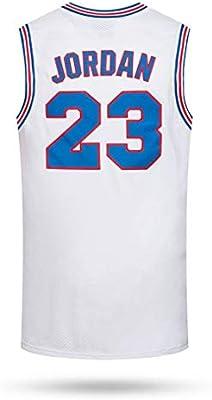 Lvlo Chicago Bulls Camiseta de Baloncesto, Michael Jordan # 23 ...