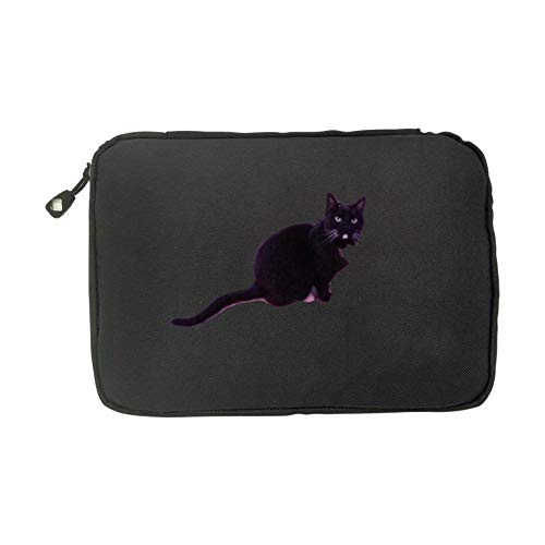 Price comparison product image Black Kitten New Stylish Data Cable Storage Bag Suitable for Young People, Adults Black