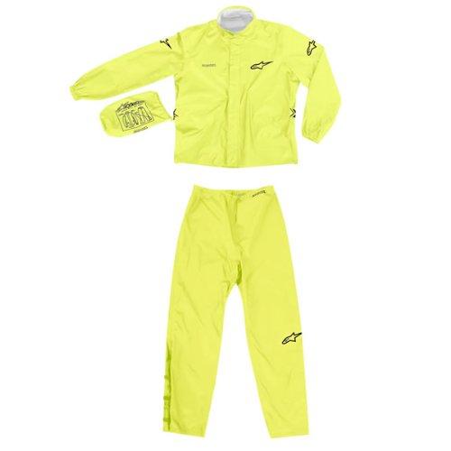 Alpinestars Quick Seal Out Jacket/Pants Fluo Yellow M Medium