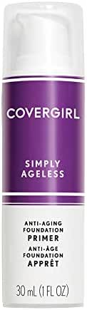 Face Makeup: Covergirl + Olay Simply Ageless Primer