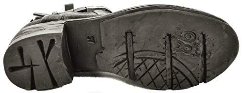 S Black Boots 98 Women's A d1RwXaqq