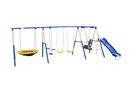 Sportspower Super Fun Metal Swing product image