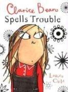 Clarice Bean Spells Trouble pdf