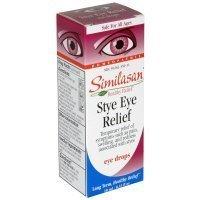 (Similasan Stye Eye Relief 10 Ml - 0.33 oz, 2 Pack )