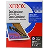 "Xerox Products - Copy/Printer Paper, 98 GE/114 ISO, 24Lb, 11""x17"", 500/RM, WE - Sold as 1 PK - Digital Color Xpressions Plus paper delivers great image quality for all color copying and printing. Premium uncoated digital printing paper offers a smooth surface and high opacity. Digitally optimized for color applications. Intended for higher-end professional color applications such as posters and brochures. Color Xpressions+ paper makes text and graphic documents easier to read. 24 lb."