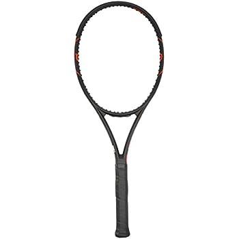 amazon com wilson burn fst 95 tennis racquet (4 1 2) sportswilson burn fst 95 tennis racquet (4 1 2)