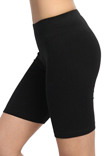 TheMogan Womens Cotton Active Leggings