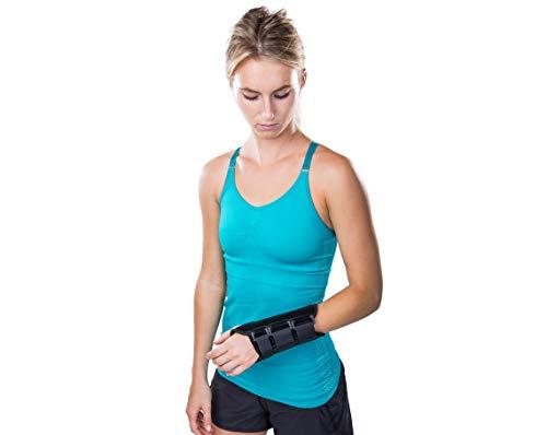 DJ Orthodics ProCare ComfortFORM Wrist Support Brace: Right Hand, Large
