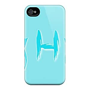 Hot Tpye Logoh Case Cover For Iphone 4/4s