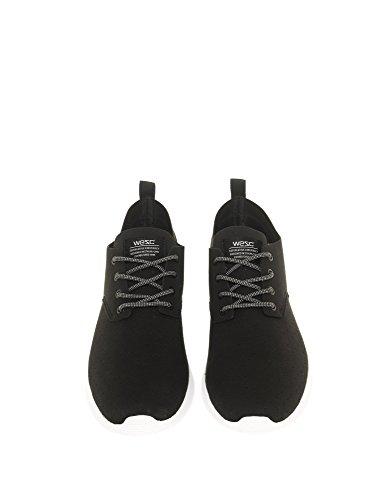 Wesc 44 Sneakers Black Pl In Men's Size Micro Top Low HqHrpRxz