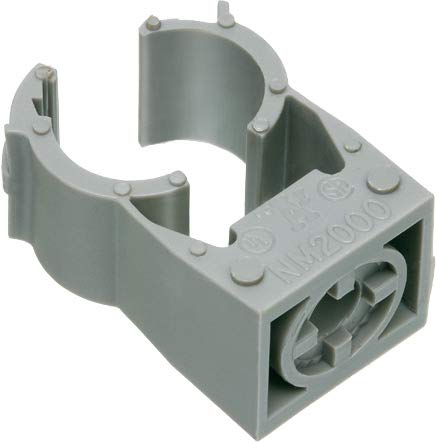 (Arlington NM2045 Rated Plastic Pipe Hanger 1-1/2 Inch QuickLatch™)