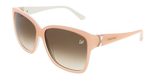 SWAROVSKI for woman sk0057 - 74F, Designer Sunglasses Caliber - Discounted Designer Glasses