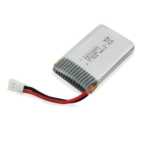Coolplay 500mAh Battery Replacement for Syma X5/X5C RC Quadcopter