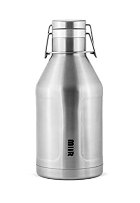 MiiR Insulated Growler, 64-Ounce