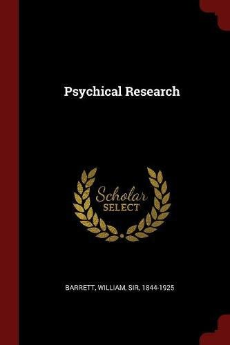 Psychical Research ebook