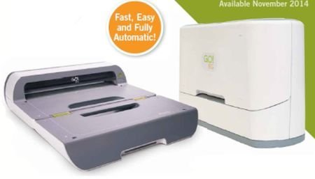 Systems Die Cutting (Accuquilt GO! Big 55500 Electric Fabric Cutting System)