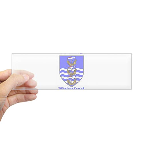 CafePress County Waterford COA Bumper Sticker 10