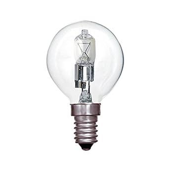 Campana de iluminación 28 W SES/E14/Bombilla de bajo consumo ...