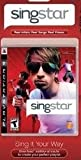 Sony Electric SingStar DISC ONLY (Playstation 3) Musical Games for Playstation 3 for Teen