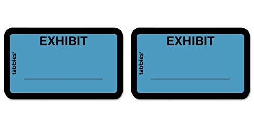 Tabbies Top Tab Accessories (TAB58091), 2 Packs by Tabbies