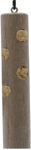 Birds Choice Suet Log Feeder, 4-Log Capacity