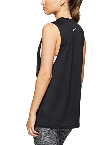 Nero Curved Donna Nk Jdi Dry Nike 010 Tank Leg W white black Canotta BX848wqzW