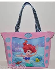 Disney Little Mermaid Ariel Under the Sea Duffle Bag