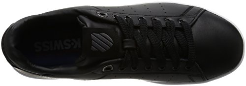 K-Swiss Clean Court Cmf, Zapatillas para Hombre Negro (Black/white)