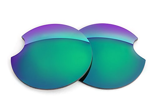 FUSE Lenses for Snapchat Spectacles Sapphire Mirror Polarized - Sunglasses Snapchat