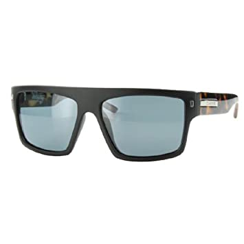d3e70e3cb0 Amazon.com  CARVE Wavey Sunglasses Matt Black Tort Polarized  Clothing