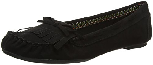 Dorothy Perkins Women's Laddy Loafers Black (Black 130) JF47LFh