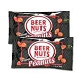 Beer Nuts Peanuts, Original, 2-Ounce (Pack of 48)