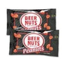Beer Nuts Peanuts, Original, 2-Ounce (Pack of 48)