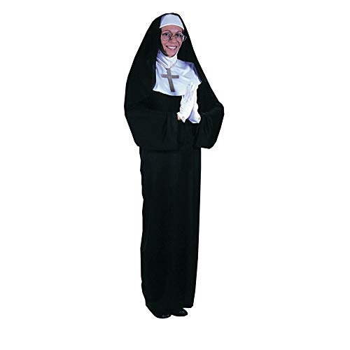 Earth Day Halloween Costumes (Morris Women's Mother Superior Costume One Size)