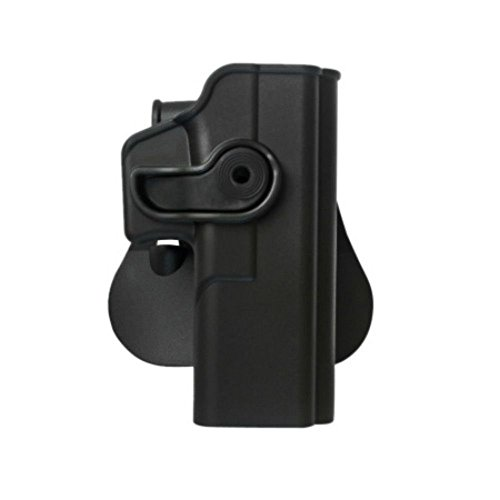 IMI Defense Tactical Retention Polymer Concealed Roto Holster For Glock 20/21/28/37/38/41 Gen 4 Compatible