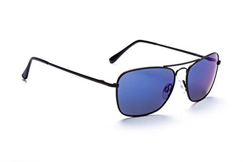 Optic Nerve One Maverick Sunglasses, Matte Black